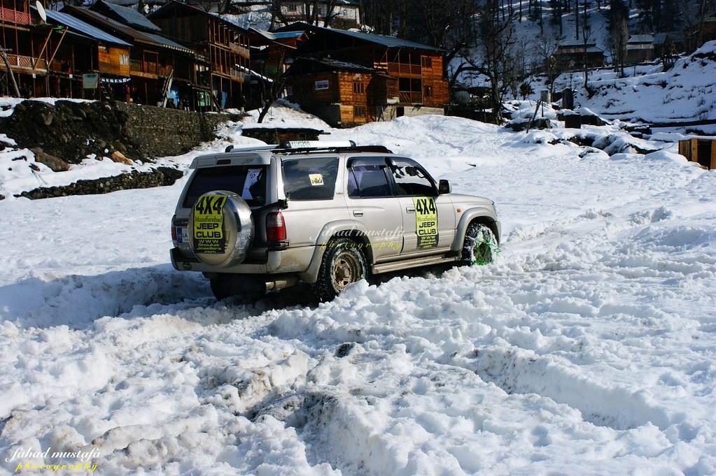 Muzaffarabad Jeep Club Neelum Snow Cross - 8470954831 3b80d14f22 b