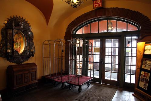 La Posada - Madonna and North Entrance