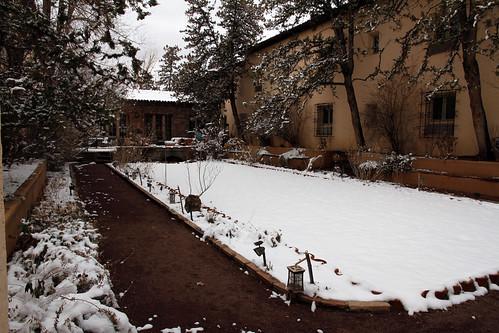 La Posada - Sunken Garden
