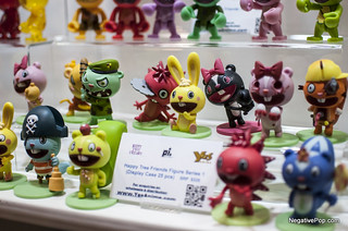Toy Fair International 2013: Yes Anime