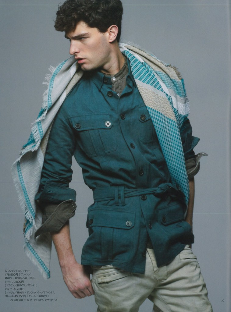 ISETAN MEN'S SPRING 2013_003Paolo Anchisi(super sonic blog)