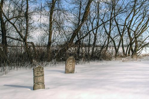 Wesleyan Old Methodist cemetery, Strange, Ontario