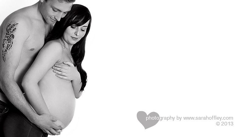 Black & White Maternity