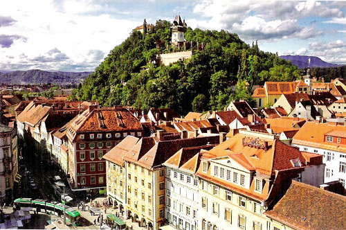 UNESCO - City of Graz – Historic Centre and Schloss Eggenberg