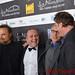 Dennis Christopher, Christoph Waltz, Franco Nero, Quentin Tarantino, Pascal Vicedomini DSC_0266