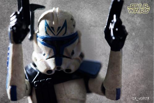 Captain Rex - Star Wars - Hasbro