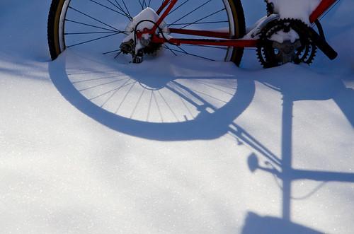 Snowcyle by JeffStewartPhotos