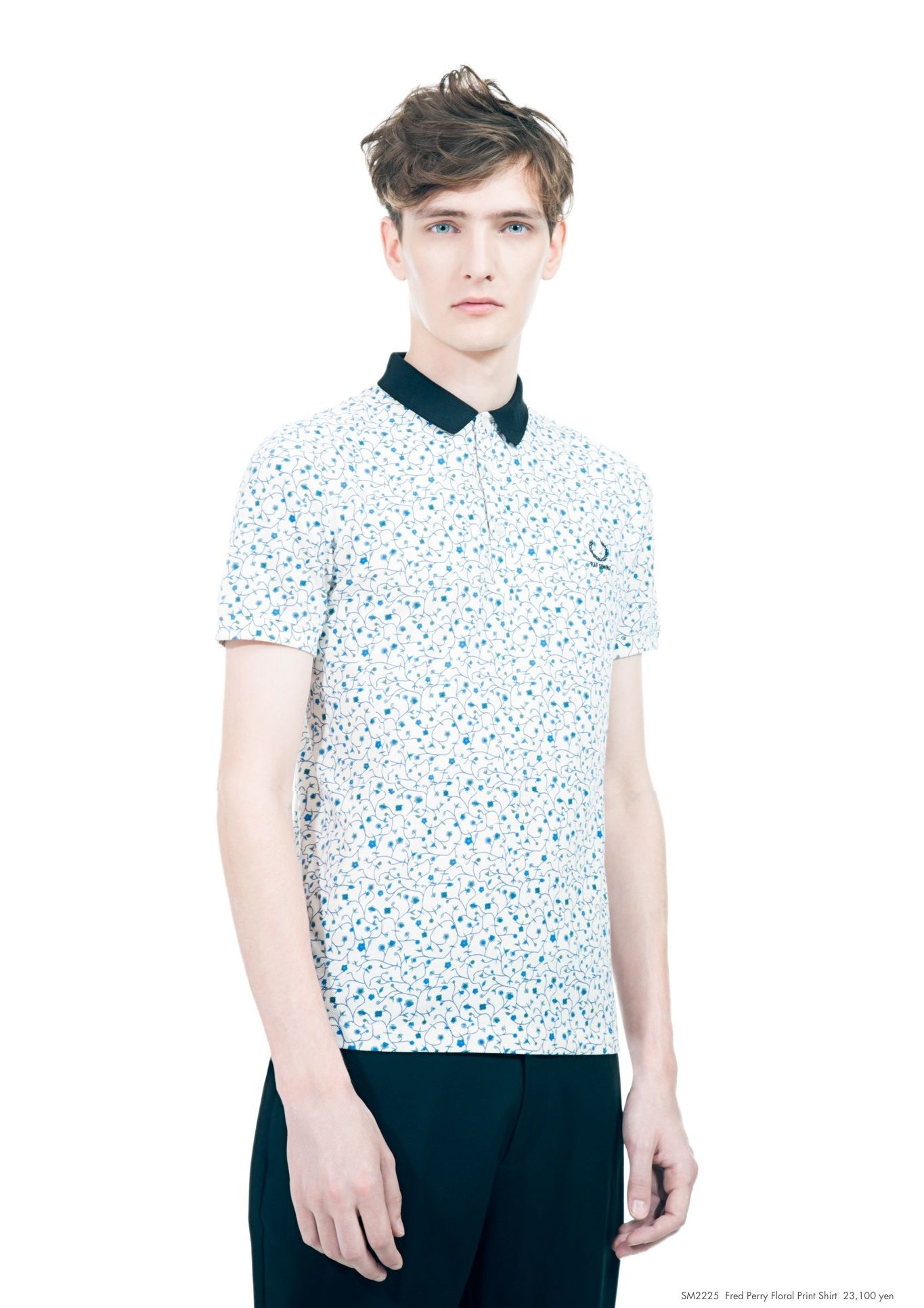 Yannick Abrath0036_Raf Simons × Fred Perry SS13
