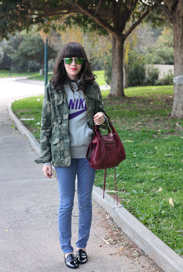 camo_jacket_nike_jumper_repetto_loafers1