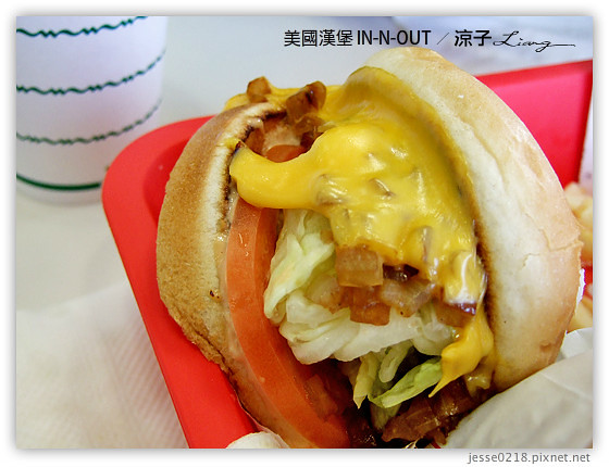 美國漢堡 IN-N-OUT 1