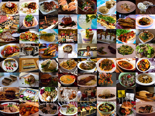 Food Collage, Year 2