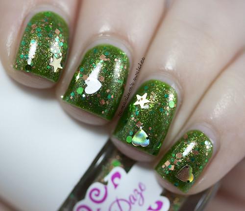 GlitterDaze Heart of Gold