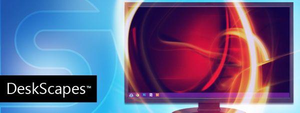 DeskScapes на Windows 8