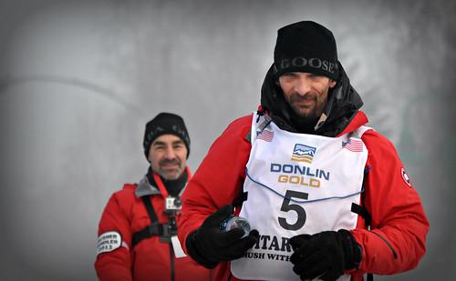 Iditarod Champion Lance Mackey #5