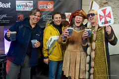 Bockfest Royalty Jim Tarbell and others
