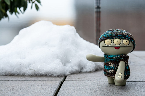 Uglyworld #1854 - Lasts Of The Evil Snows - (Project Cinko Time - Image 62-365) by www.bazpics.com