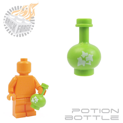 Potion Bottle - Lime Green (Wildvine)