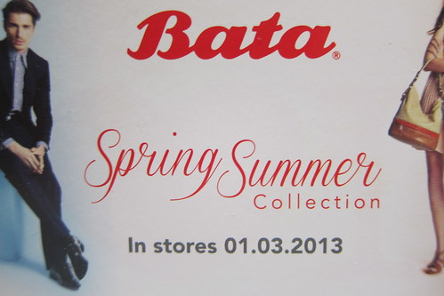 BATA Spring summer collection 2013