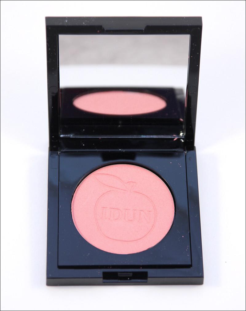 IDUN smultron pressed mineral blush