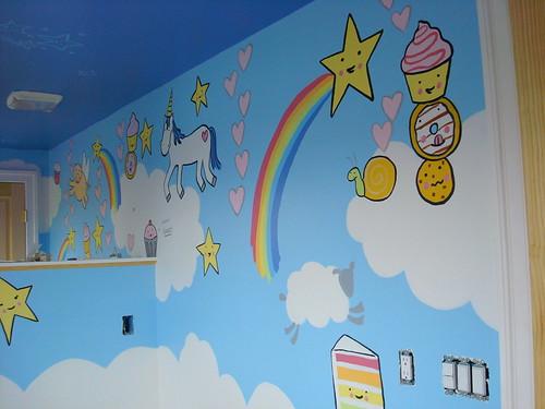 Mural in Delaware