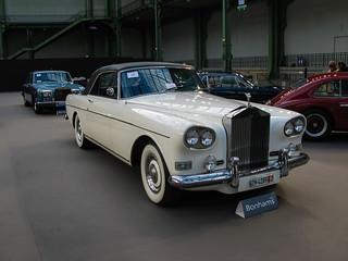 1966 Rolls-Royce Silver Cloud III Drophead CoupéCoachwork by H J Mulliner, Park Ward