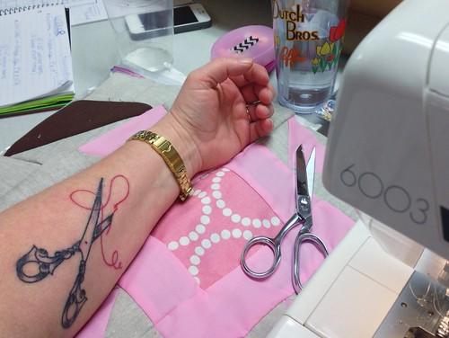 My newest tat (by Michael Williams in Austin, TX)