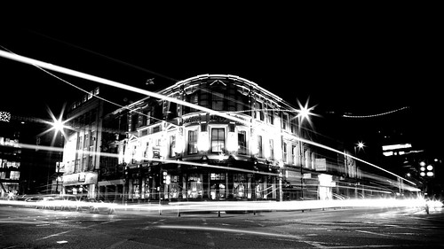 Deansgate at Night by say hype!