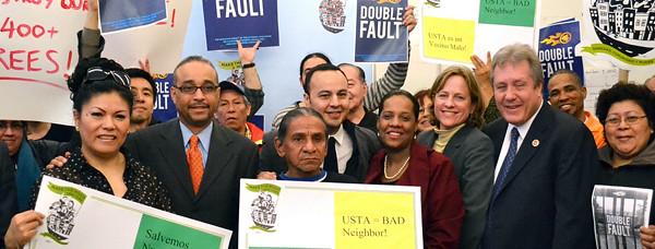 Queens officials endorse report