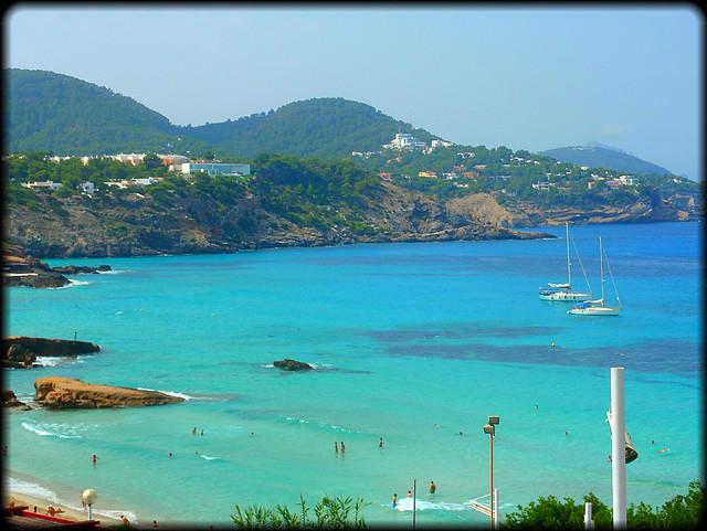 Ibiza (Cala Tarida) por Jose A.