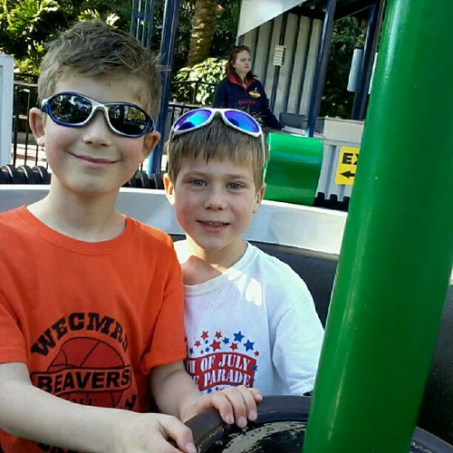 Owen and Addison