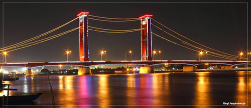 Jembatan Ampera photo