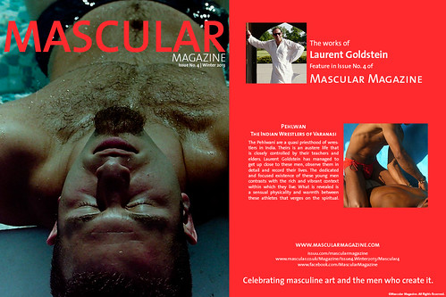 MASCULAR Magazine - Issue No. 4