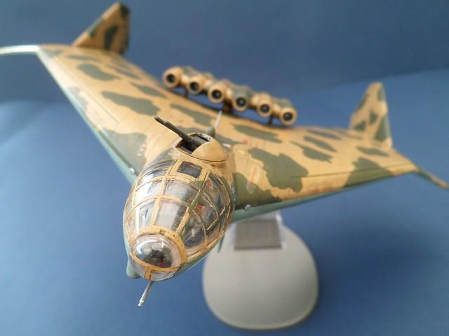 "Opération ""Kill the King"" [ Arado Ar. E.555 Revell 1/72 ] 8557853780_a1fe8b9590_z"