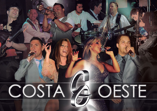 Costa Oeste 2013 - orquesta - cartel