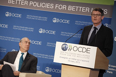 Visit of Vincent Peillon, French Minister of Education to the OECD
