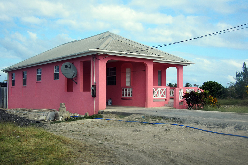 Around Barbados
