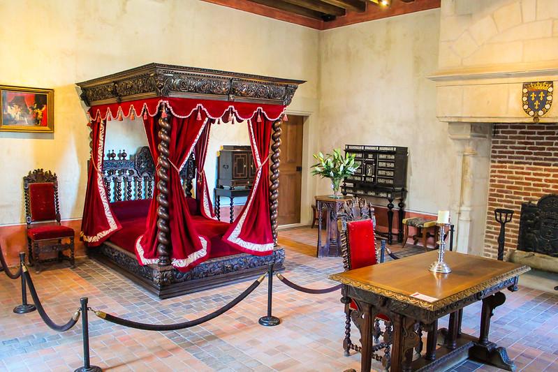Habitación de Leonardo da Vinci