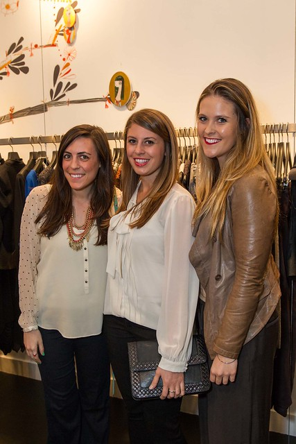 Jessica Holzman, Shannon Paul, Jordan Sherman