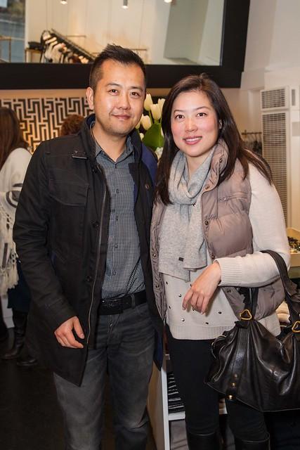 Shaun Lin, Amanda Liu
