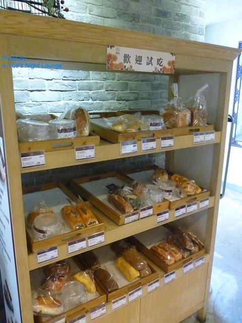 點水樓 麵包歡迎試吃