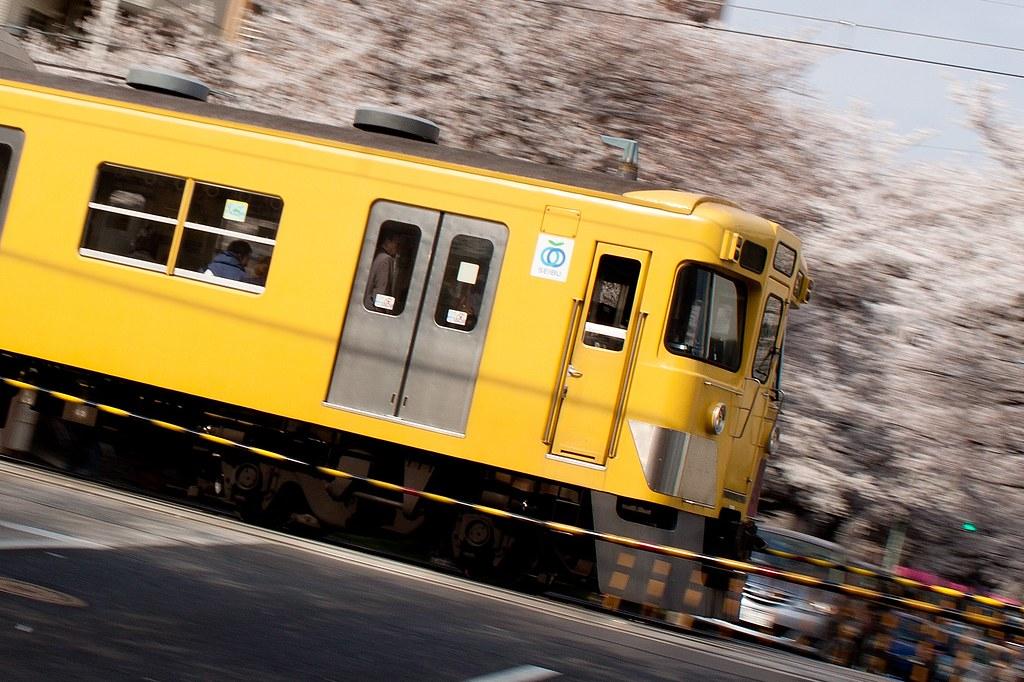 Seibu Series 2000