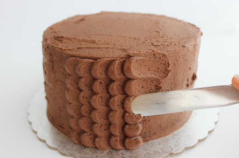 Petal Cake Tutorial