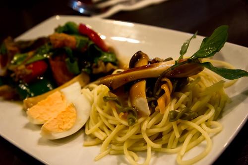 Thai's Spaghetti : ChokChai Steakhouse โชคชัยสเต็คเฮาส์