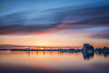 Sunset at Bonavista Harbour, Newfoundland