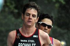 Jonathan Brownlee největší hvězdou triatlonového víkendu v Karlových Varech