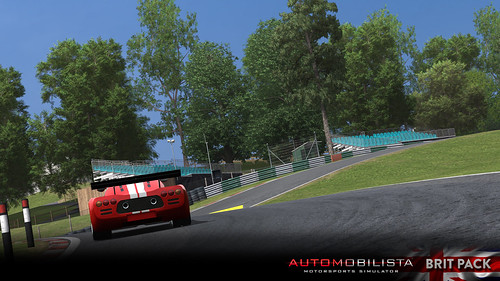 Automobilista Brit Pack DLC Ultima GTR