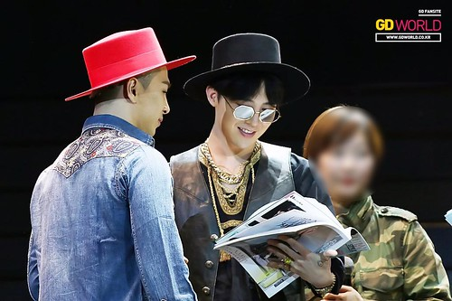 G-Dragon - V.I.P GATHERING in Harbin - 21mar2015 - GD World - 11