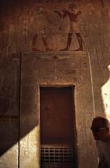 Ägypten 1999 (443) Theben West: Medinet Habu