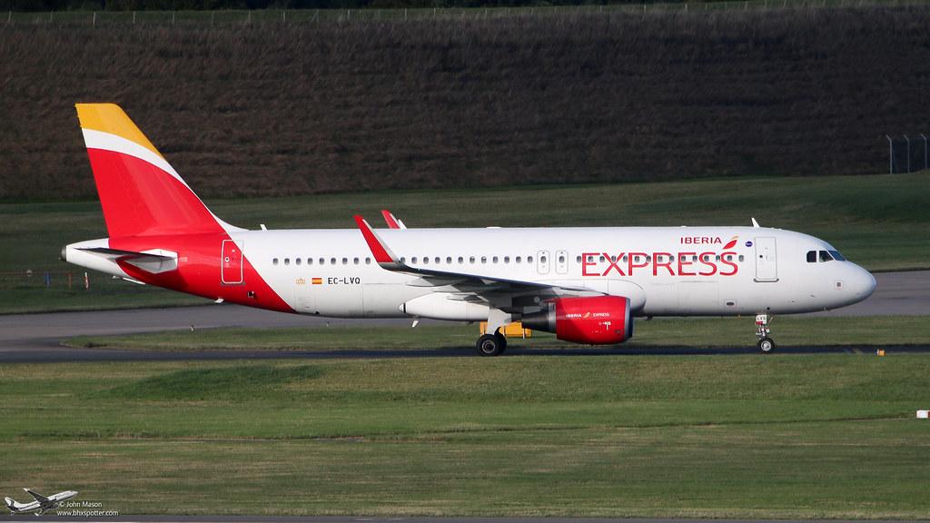 EC-LVQ A320SL IBS