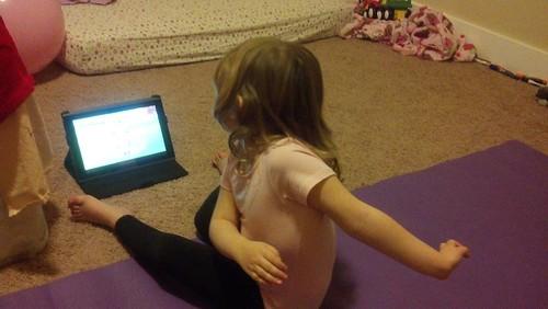 Lily yoga